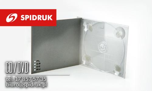 Okładki i Wkładki CD i DVD