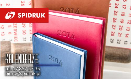 Kalendarze 2016 Drukarnia