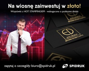 wizytówki hot stamping rzeszów