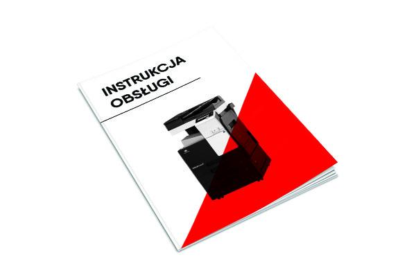 druk instrukcji obsługi