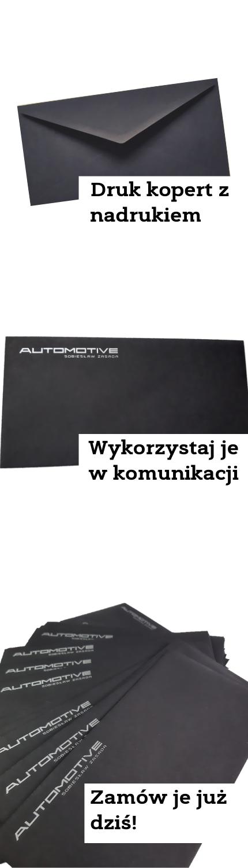 koperty z nadrukiem Rzeszów
