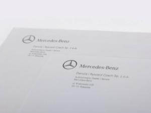 koperta firmowa z logo na zamówienie